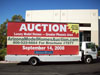 Auction Mobile Billboards