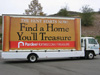 Pardee Homes Mobile Billboards