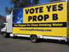 Political Mobile Billboards
