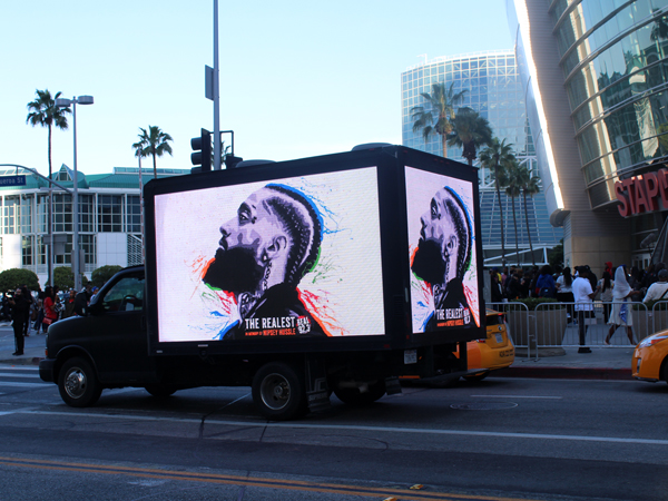 Digital Mobile Billboard